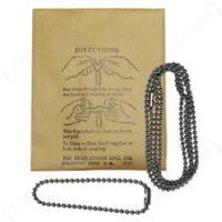 Original WW2 Dog Tag Chains